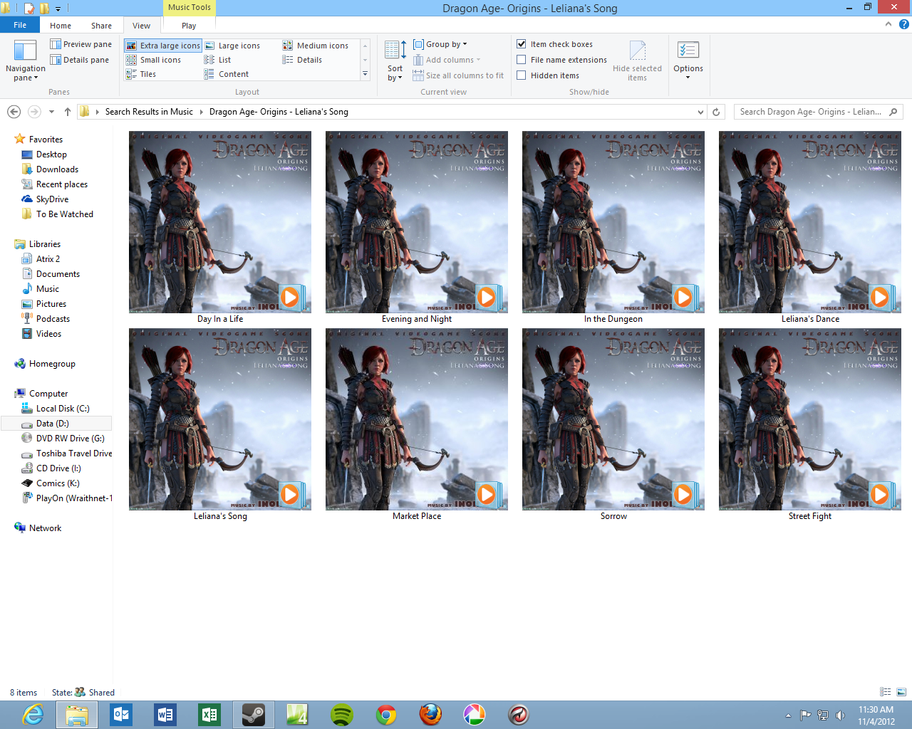 how to change album art windows